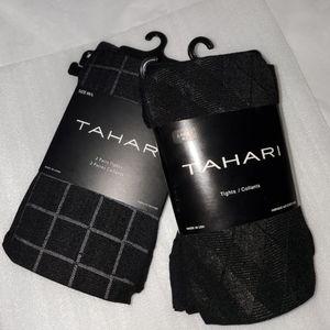 NEW...Tahari Tights